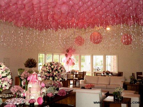 Decoração  Puma Balões